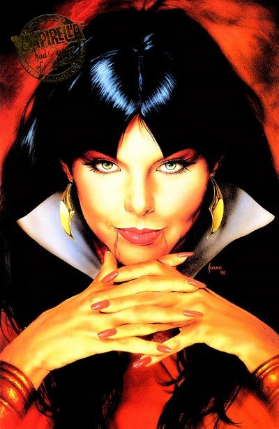 Vampirella – Sad Wings Of Destiny (1996) (One-Shot)