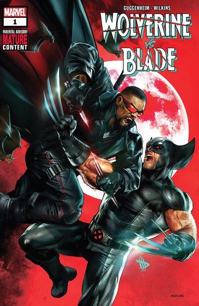 Wolverine Vs Blade Special #1 (2019)