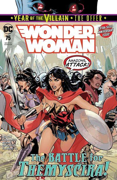 Wonder Woman #75 (2019)