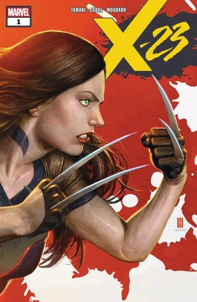 X-23 #1 – 12 (2018-2019)