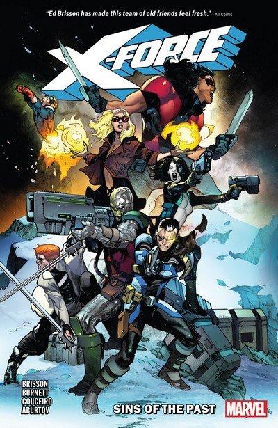 X-Force Vol. 1 – Sins Of The Past (TPB) (2019)