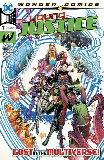 Young Justice #7 (2019)