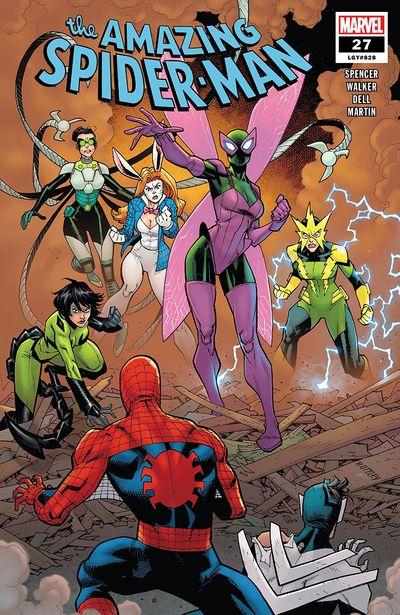 Amazing Spider-Man #27 (2019)
