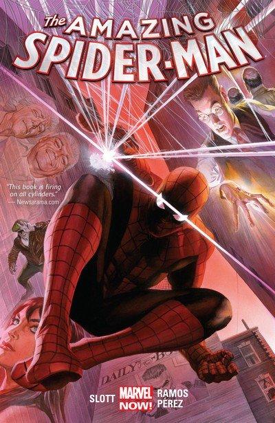 Amazing Spider-Man by Dan Slott Vol. 1 (TPB) (2016)