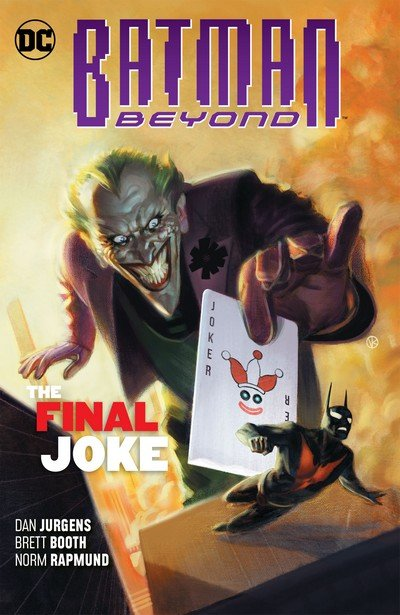 Batman Beyond Vol. 5 – The Final Joke (TPB) (2019)