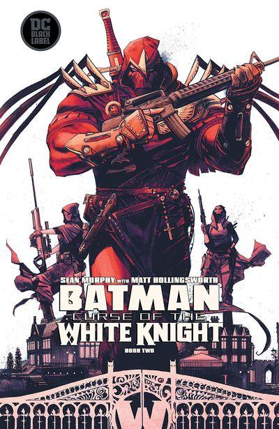 Batman – Curse Of The White Knight #2 (2019)