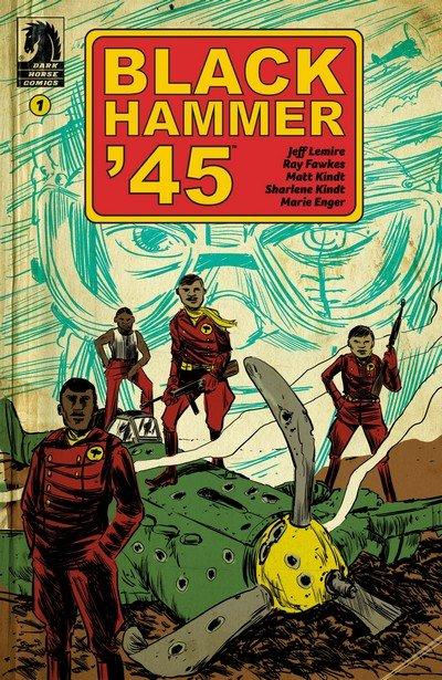 Black Hammer '45 #1 – 4 (2019)