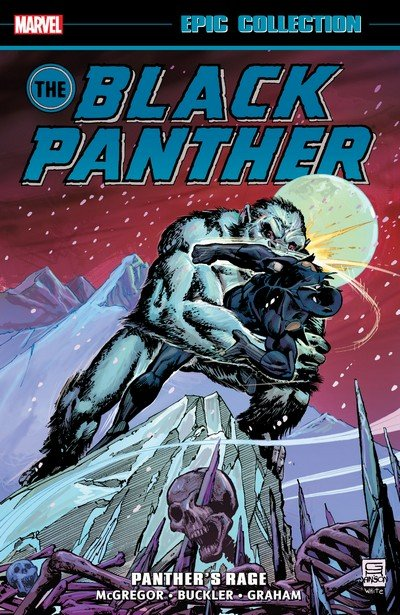 Black Panther Epic Collection Vol. 1 – Panther's Rage (2016)