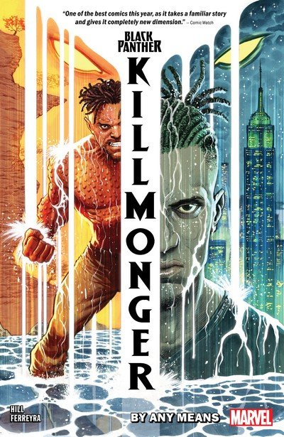 Black Panther – Killmonger – By Any Means (TPB) (2019)