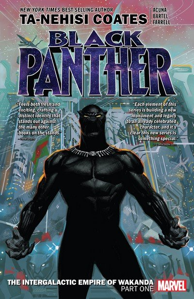 Black Panther Vol. 6 – Intergalactic Empire of Wakanda Part 1 (TPB) (2019)