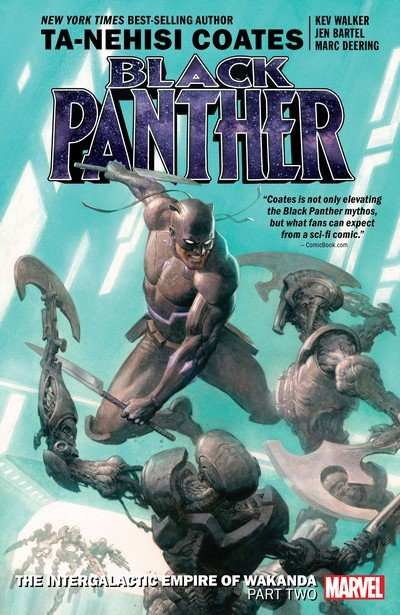 Black Panther Vol. 7 – The Intergalactic Empire of Wakanda Part 2 (TPB) (2019)