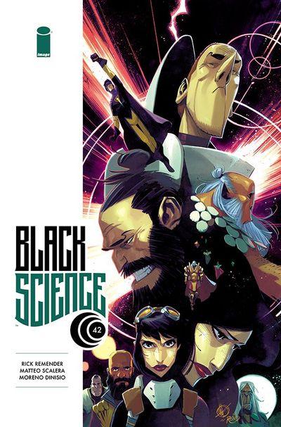 Black Science #42 (2019)