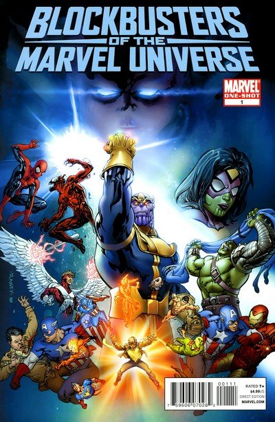 Blockbusters of The Marvel Universe #1 (2011)
