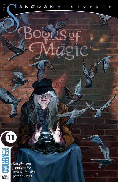 Books Of Magic #11 (2019)
