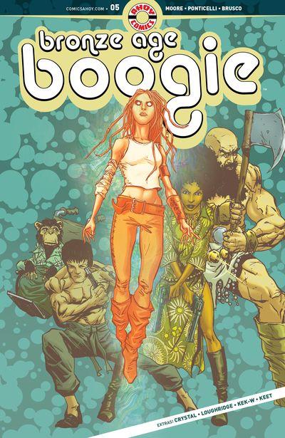 Bronze Age Boogie #5 (2019)