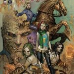 Cyber Force Vol. 4 #1 – 11 + Artifacts (2012-2016)