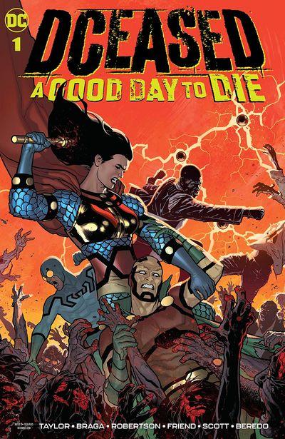 DCeased – A Good Day To Die #1 (2019)