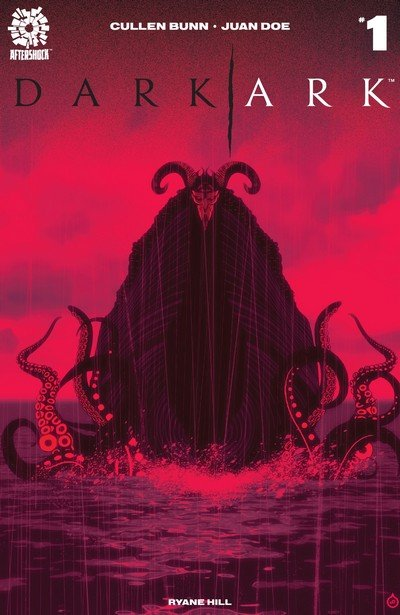 Dark Ark #1 – 15 (2017-2019)