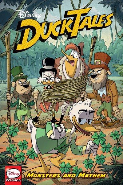 DuckTales Vol. 5 – Monsters and Mayhem (TPB) (2019)