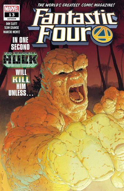 Fantastic Four #13 (2019)