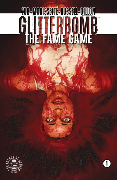 Glitterbomb – The Fame Game #1 – 4 (2017)