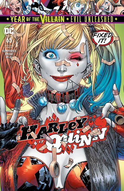 Harley Quinn #65 (2019)