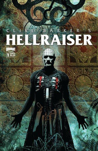 Hellraiser #0 – 20 + TPBs (2011-2013)