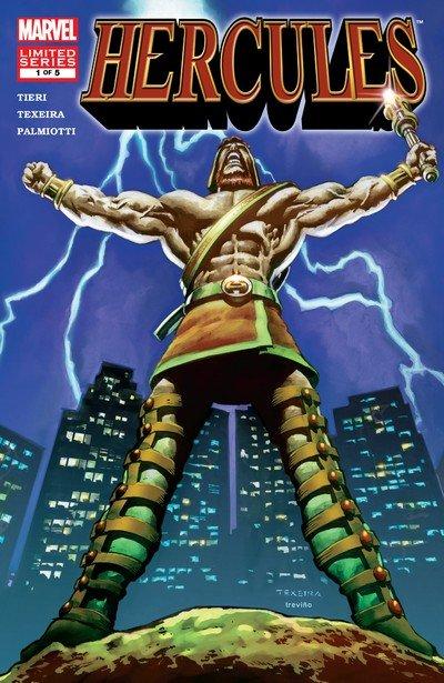 Hercules #1 – 5 (2005)