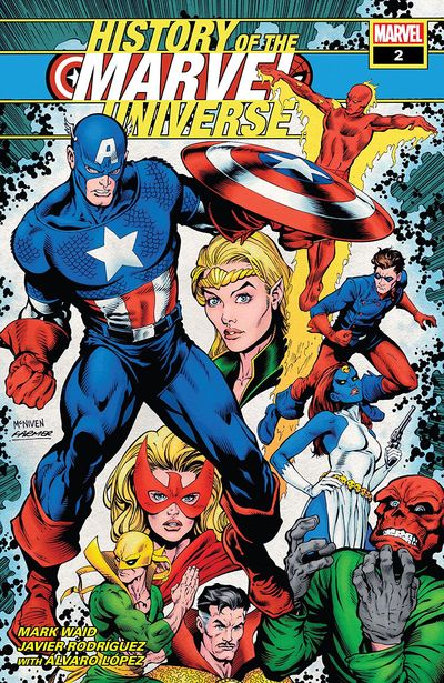 History Of The Marvel Universe #2 (2019)