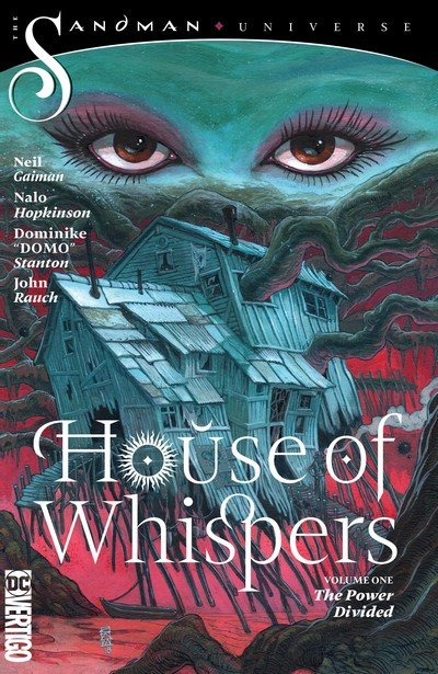 House of Whispers Vol. 1 – The Power Divided (TPB) (2019)