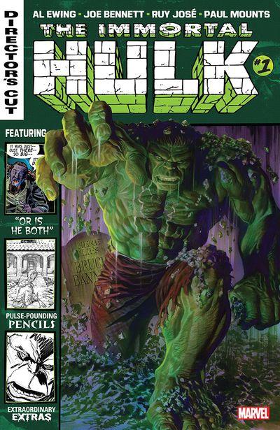 Immortal Hulk Director's Cut #1 (2019)