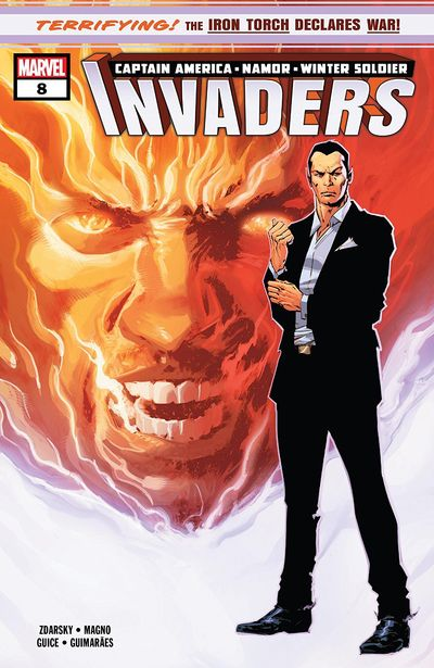 Invaders #8 (2019)