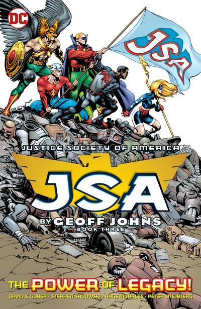 JSA by Geoff Johns Book 3 (2019)