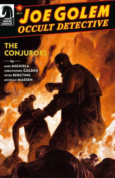 Joe Golem – Occult Detective – The Conjurors #4 (2019)