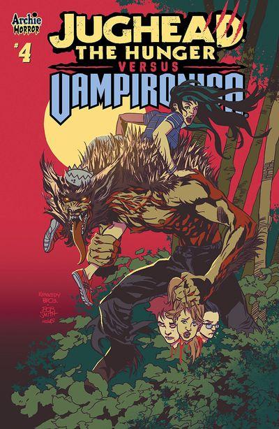 Jughead the Hunger vs. Vampironica #4 (2019)