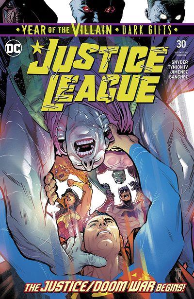 Justice League #30 (2019)