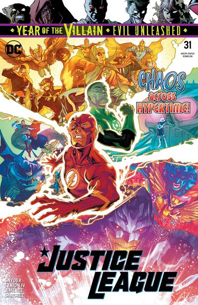 Justice League #31 (2019)