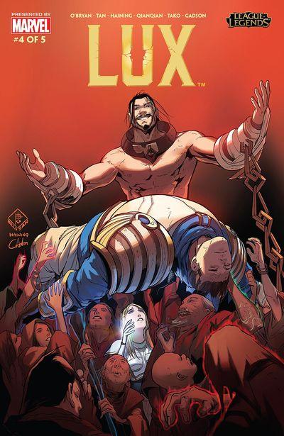 League of Legends – Lux #4 (2019)