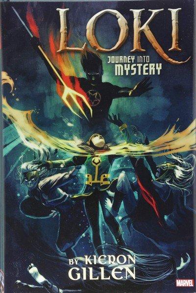 Loki Journey Into Mystery by Kieron Gillen (Fan Made Omnibus) (2017)