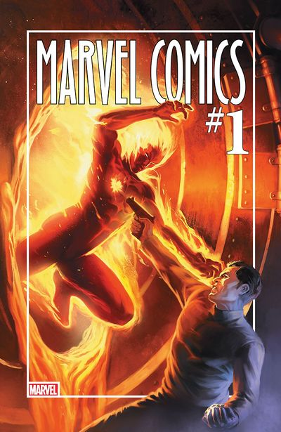 Marvel Comics #1 – 80th Anniversary Edition (2019)