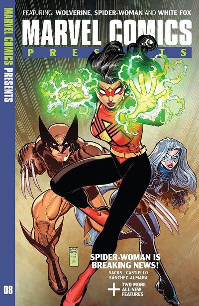 Marvel Comics Presents #8 (2019)