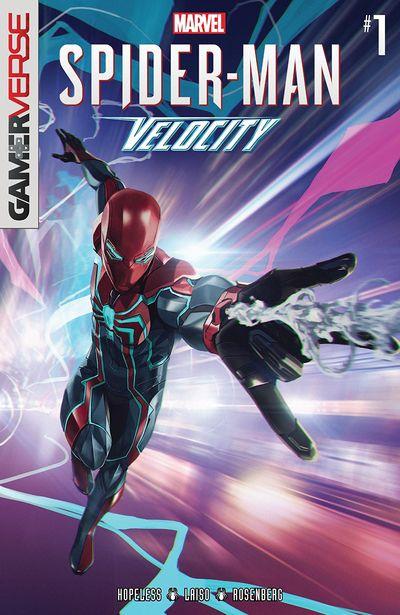 Marvel's Spider-Man – Velocity #1 (2019)