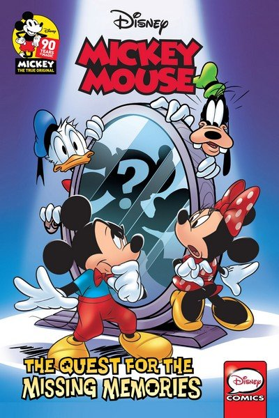 Mickey Mouse – The Quest for the Missing Memories (2019)