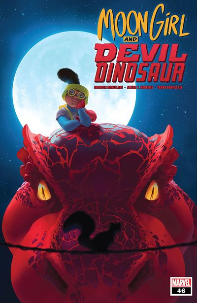 Moon Girl And Devil Dinosaur #46 (2019)