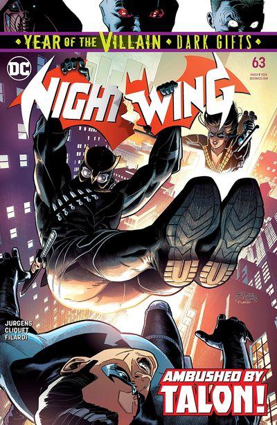 Nightwing #63 (2019)
