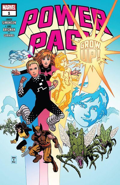 Power Pack – Grow Up #1 (2019)