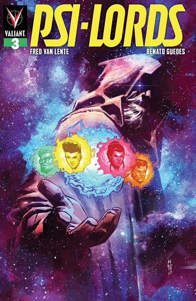 Psi-Lords #3 (2019)