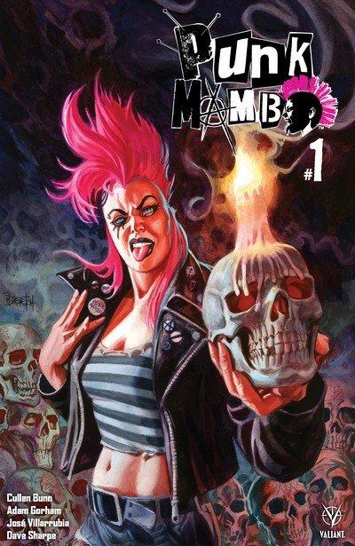 Punk Mambo # 1 – 5 (2019)