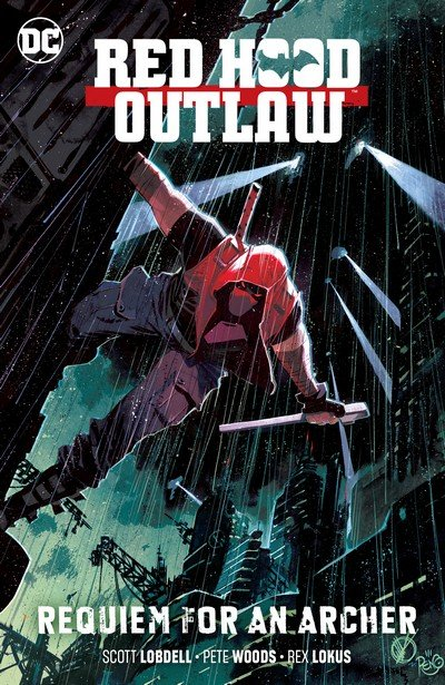 Red Hood – Outlaw Vol. 1 – Requiem for an Archer (TPB) (2019)