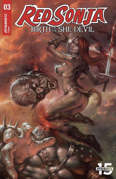 Red Sonja – Birth of the She-Devil #3 (2019)